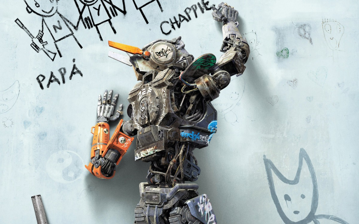 Chappie - Spoiler Review!
