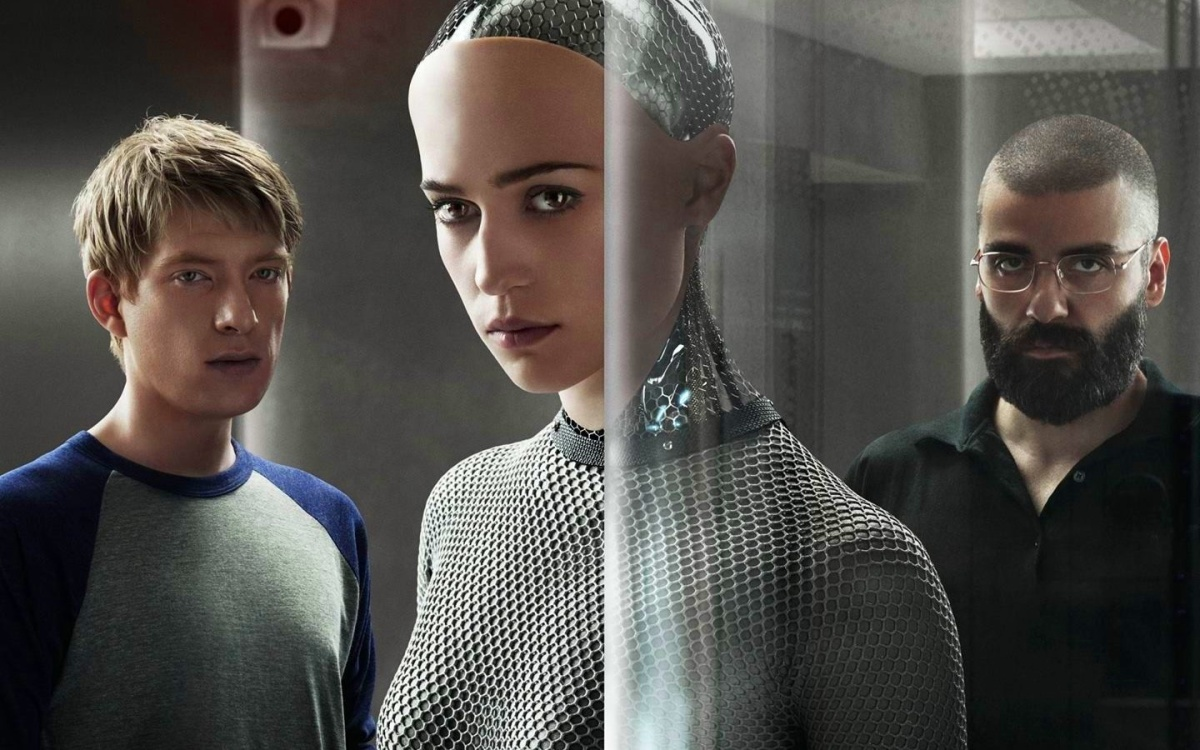 Ex Machina Review!