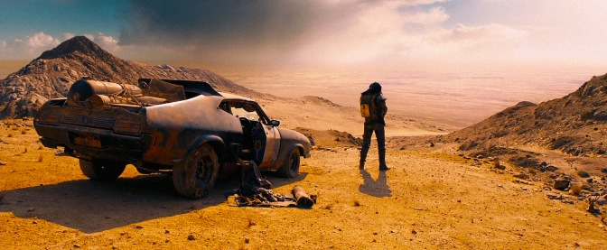 The Film Dopes Review – Mad Max: Fury Road