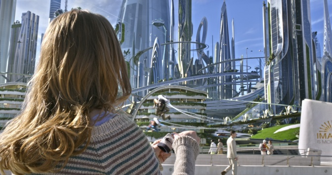 The Film Dopes Review: Tomorrowland