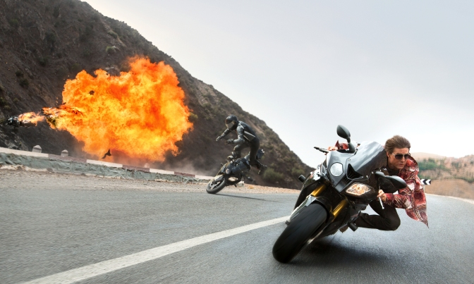 The Film Dopes Review! – Mission Impossible: Rogue Nation