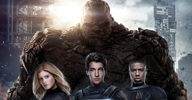 THE FILM DOPES REVIEW! – FANTASTIC FOUR