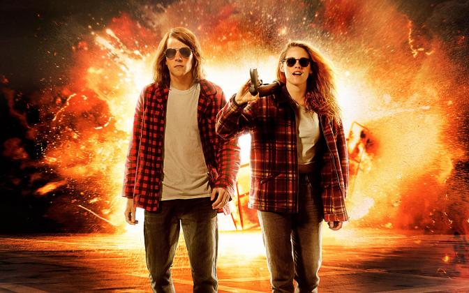 THE FILM DOPES REVIEW! – American Ultra