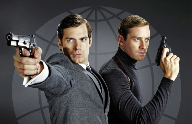 THE FILM DOPES REVIEW! – THE MAN FROM U.N.C.L.E.