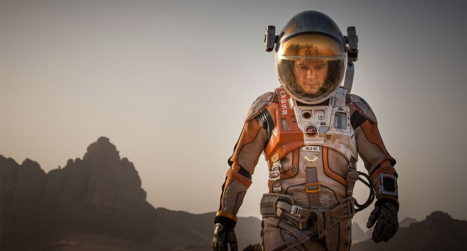 THE FILM DOPES REVIEW! – THE MARTIAN
