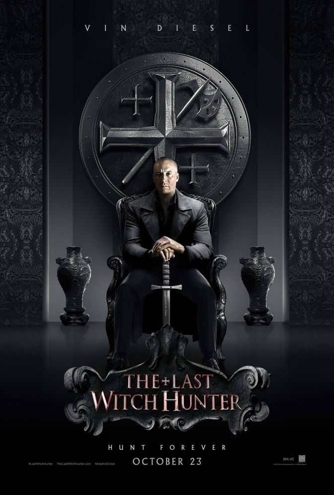 THE FILM DOPES REVIEW! – THE LAST WITCH HUNTER