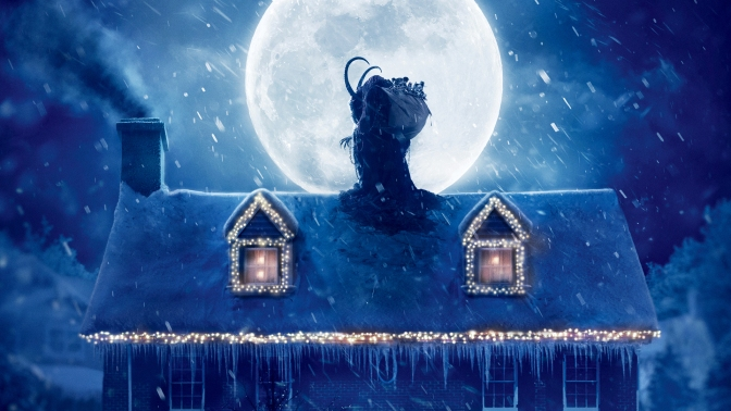 THE FILM DOPES REVIEW! KRAMPUS
