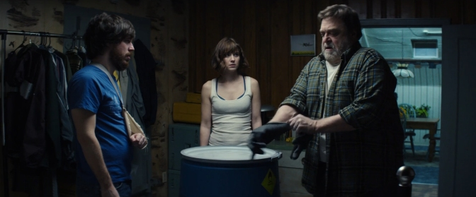 THE FILM DOPES REVIEW! –10 CLOVERFIELD LANE