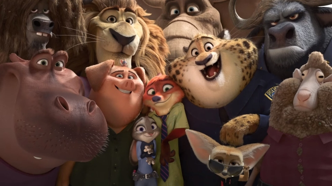 THE FILM DOPES REVIEW! –ZOOTOPIA