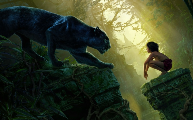 THE FILM DOPES REVIEW!- THE JUNGLE BOOK