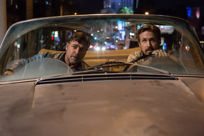 THE FILM DOPES REVIEW!-THE NICE GUYS